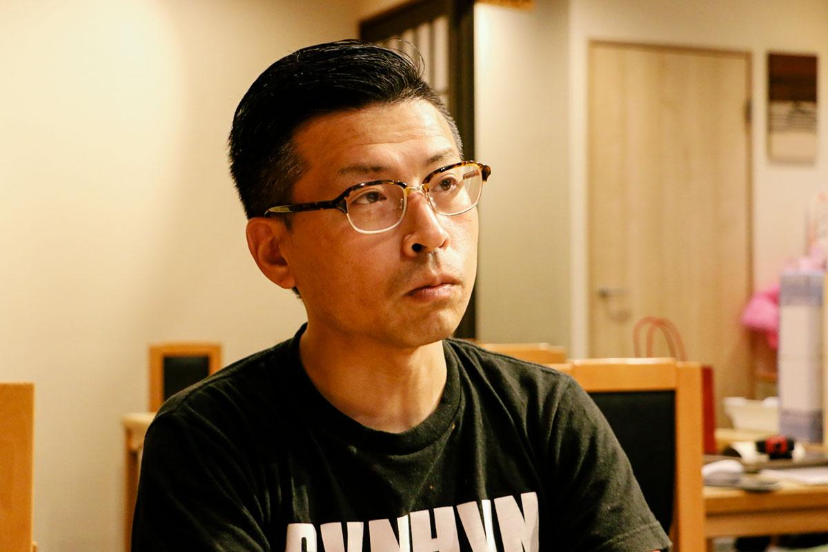 釜石駅前夏祭り 実行委員会 宮川 徹さん