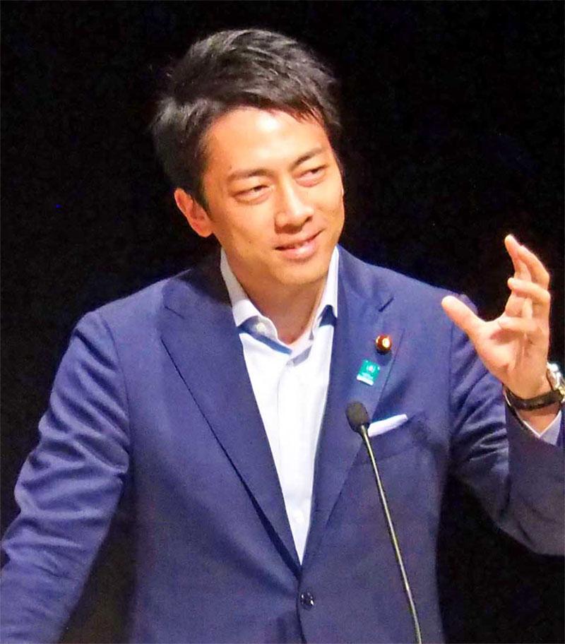 基調講演した小泉氏