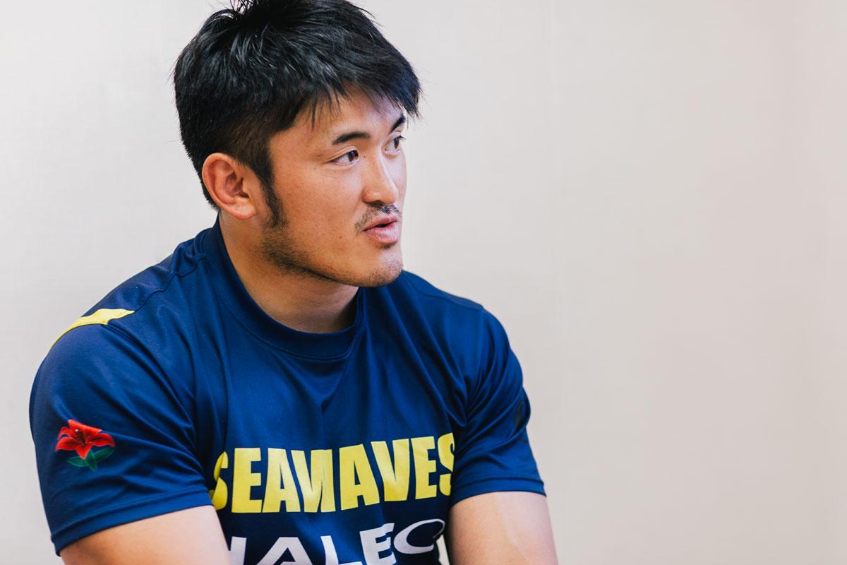 釜石シーウェイブスRFC選手紹介2019 第6弾『伊藤 大輝選手』
