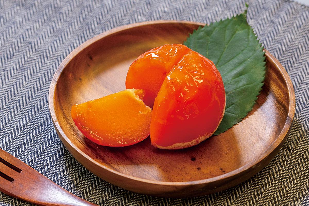 氷菓 甘熟仙人甲子柿