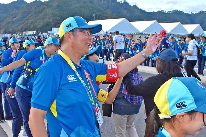 ラグビーワールドカップが釜石にやってきた〜「今日の1日が未来につながる」招致活動関係者 感動の本番