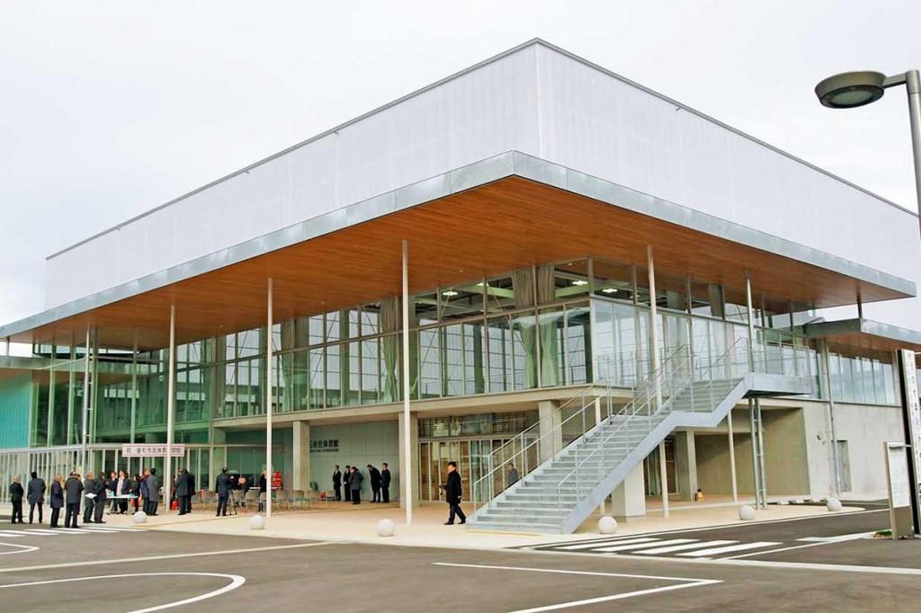 スポーツ拠点として幅広い活用に期待が高まる市民体育館