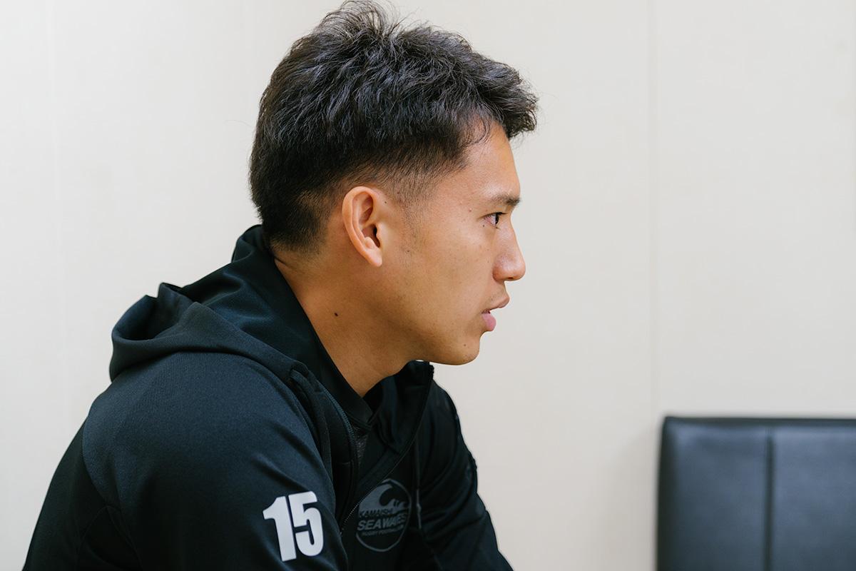 釜石シーウェイブス 村井佑太朗選手
