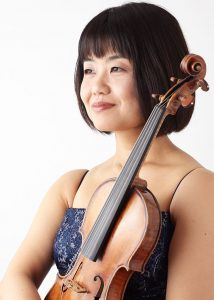 小川 有紀子(おがわ ゆきこ)ヴァイオリン