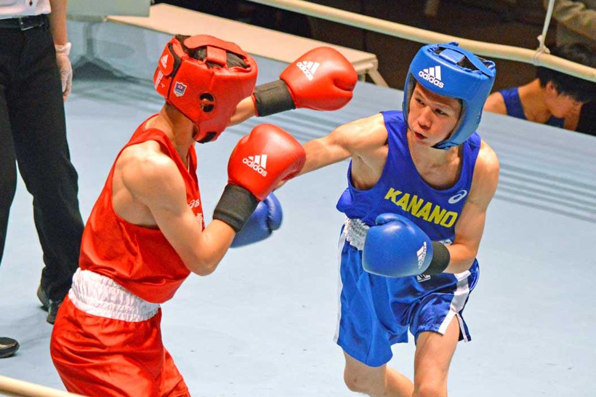 東北地方の精鋭男女がボクシングの魅力を試合で熱く