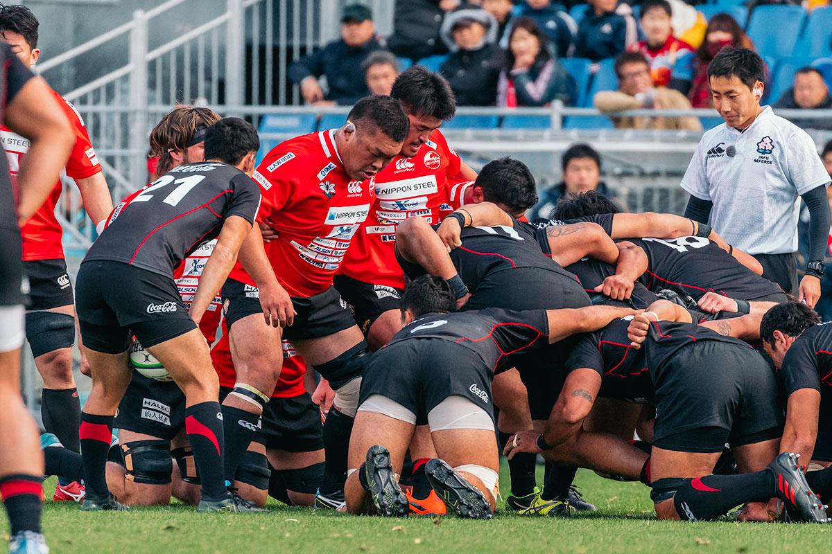 釜石シーウェイブスRFC選手紹介2019 第14弾『佐々木和樹選手』