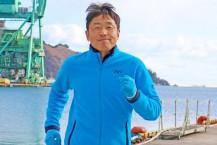 夢の聖火ランナーに、岩手県トライアスロン協会会長 三上さん〜五輪イヤーに大きな希望、6月18日 リレーでつなぐ