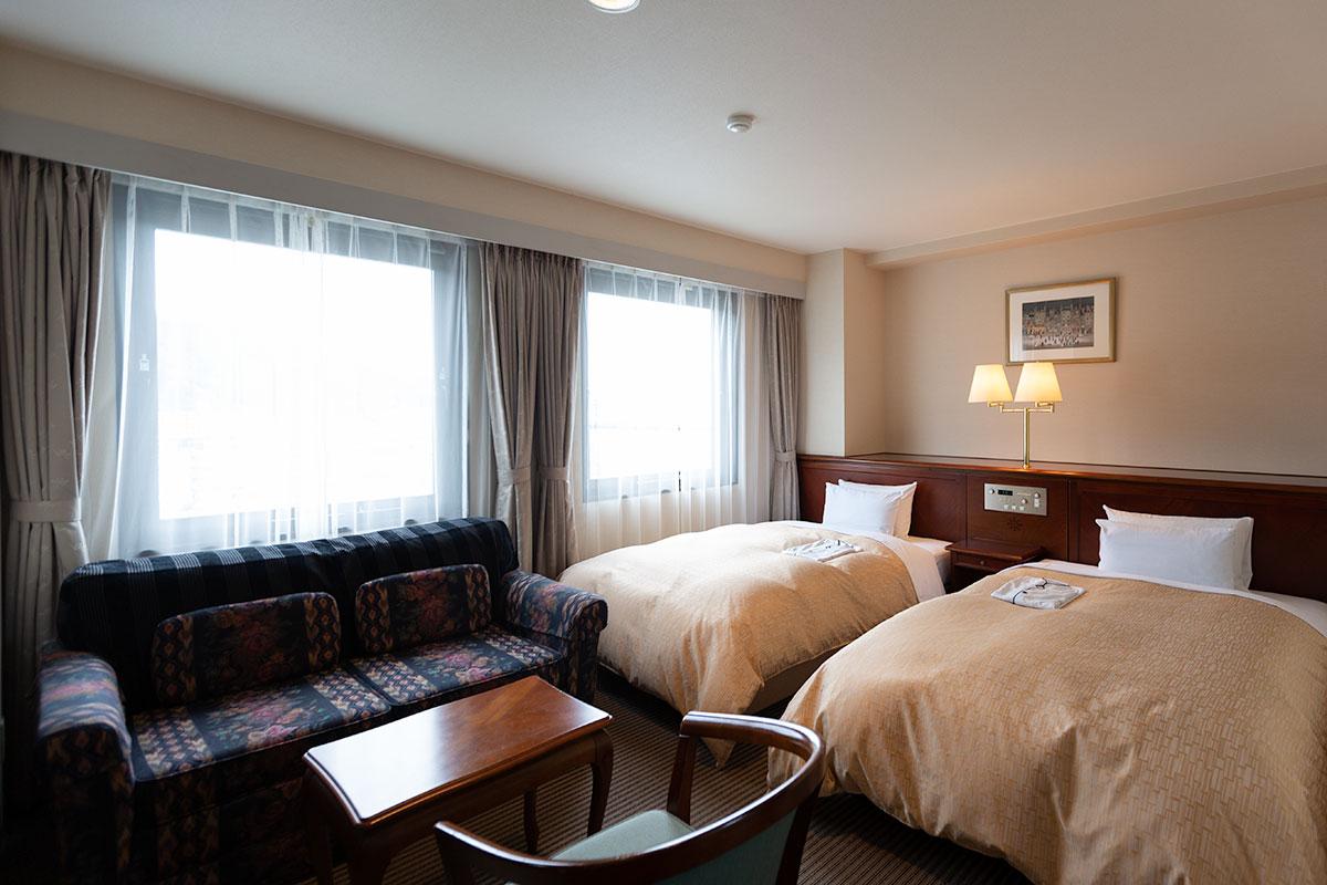釜石ベイシティホテル 客室