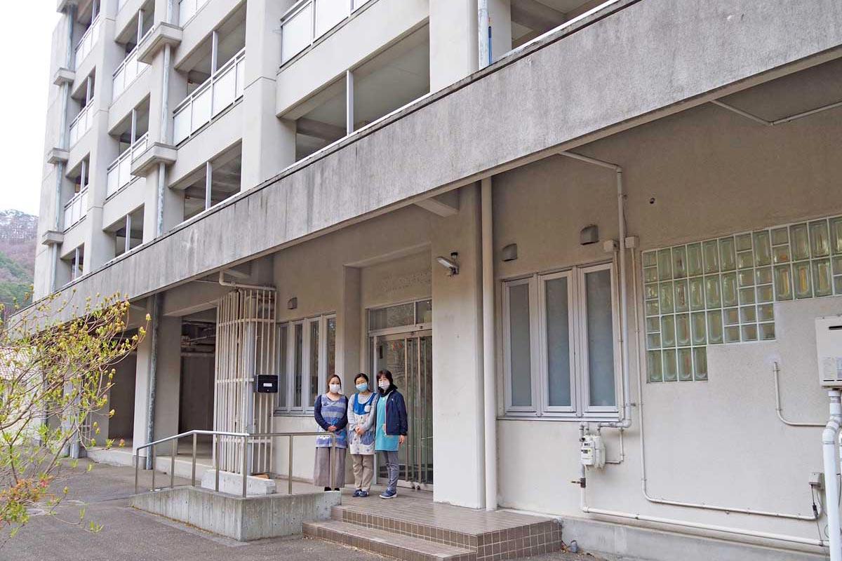 平田ニュータウンに開所する子育て支援センター