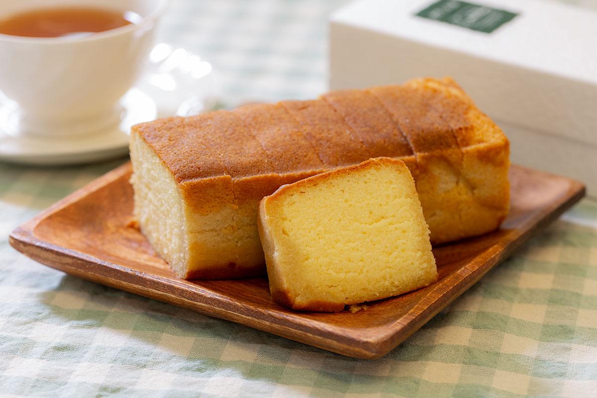 洋菓子専科「かめやま」 ブランデーケーキ(小サイズ)