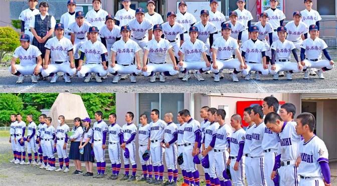 県高校野球沿岸南予選、釜石勢対決 商工に軍配〜釜石商工 打線つながり着々加点、釜石高 最後の夏 追撃及ばず