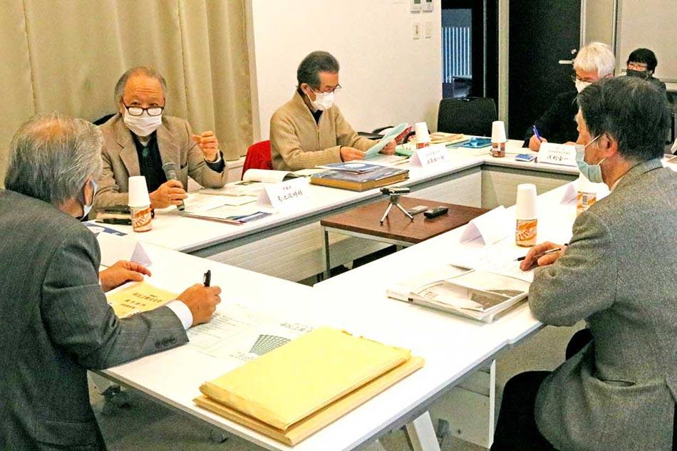 釜石市芸術文化協会50周年座談会、記念誌「芸苑」3月に配布へ〜歩みや提言を未来に生かす、文化の担い手 悩みは高齢化