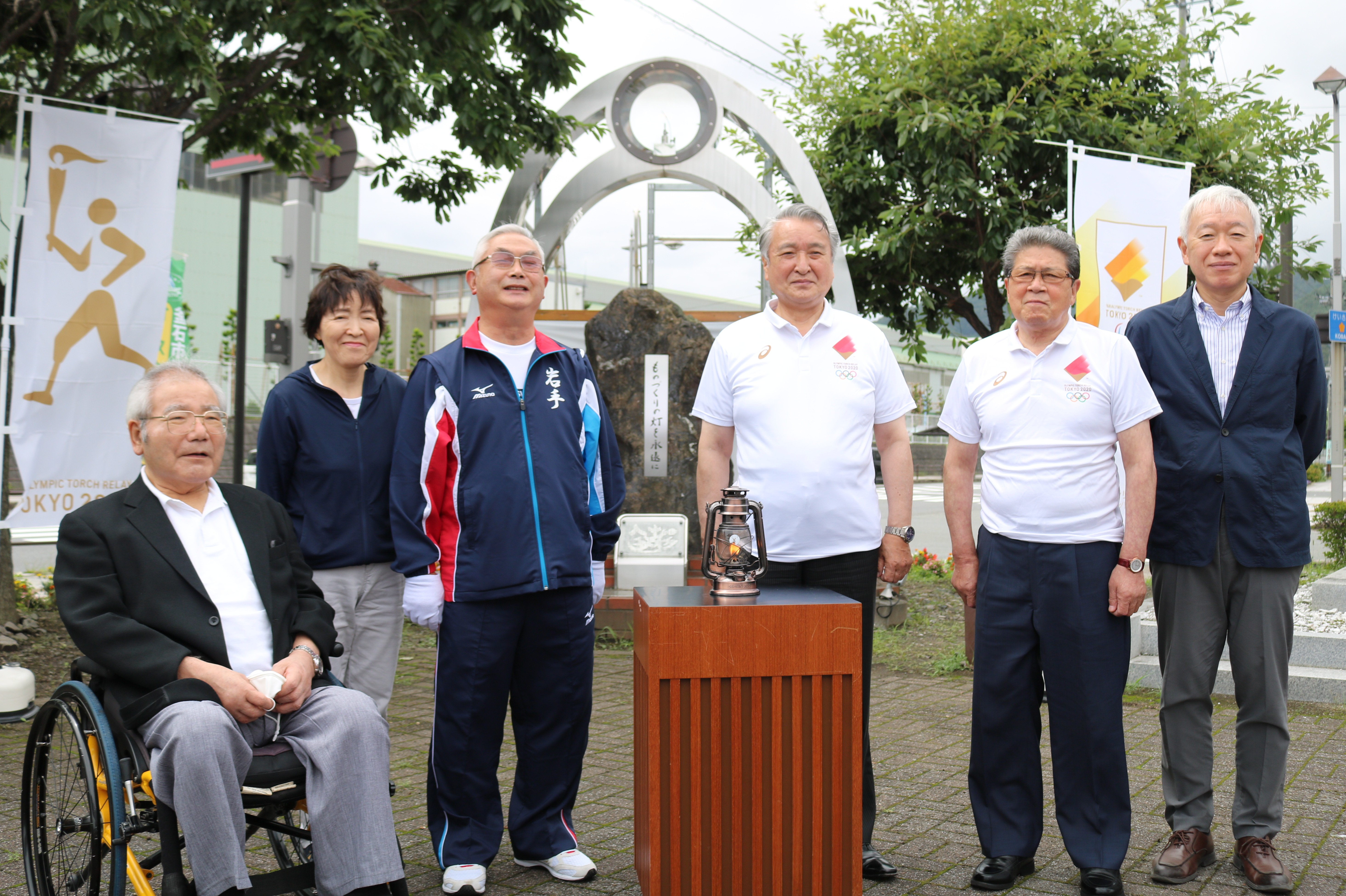 東京パラリンピック24日開幕 釜石の「ものづくりの灯(ひ)」も聖火に