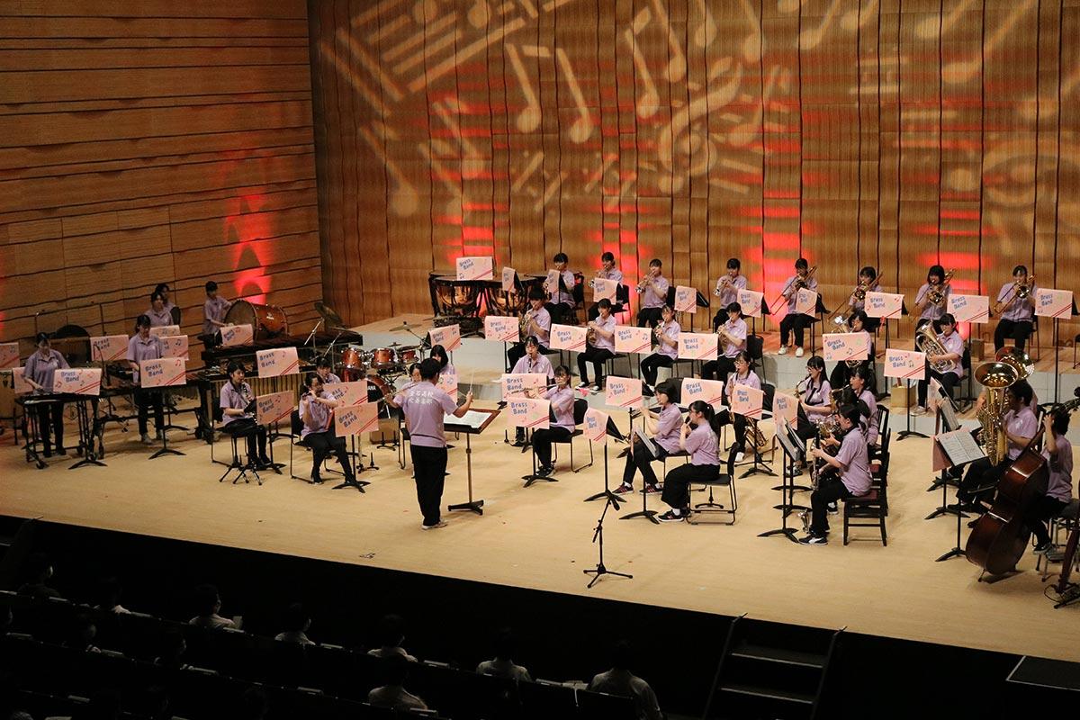 37人の力を結集した釜石高吹奏楽部の定期演奏会